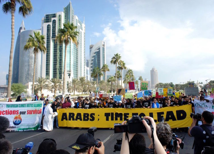 Arab Youth Climate Movement